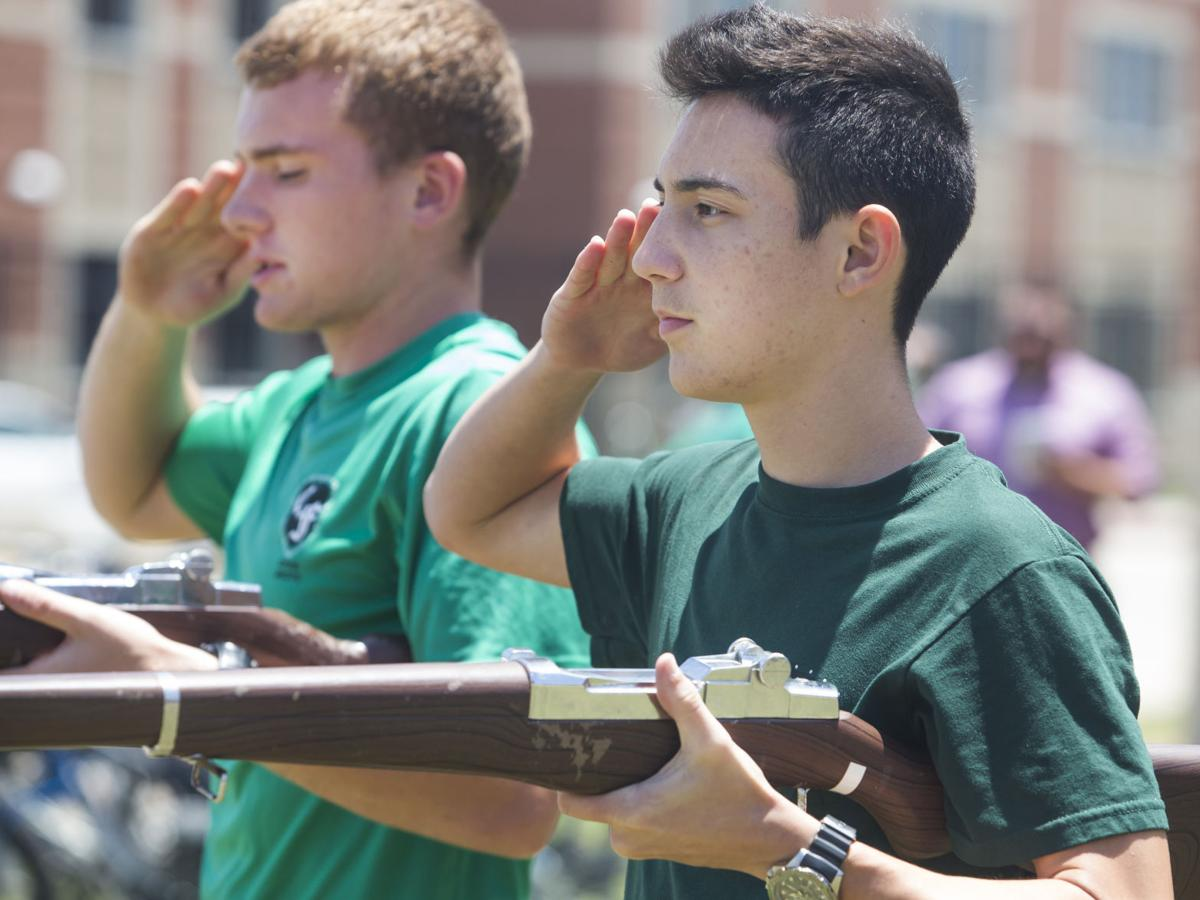 There's more than meets the eye in county's JROTC programs
