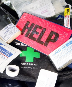 <p>A first aid kit in the home and in the car is a useful item to have. Hurricane season begins June 1.</p>