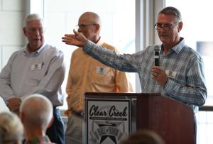 Newly created CCISD Athletic Hall of Honor inducts first members