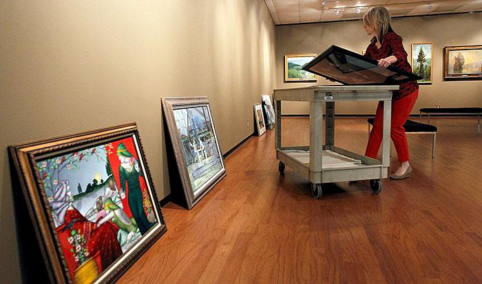 Rosenberg Library to present Galveston Art League exhibit