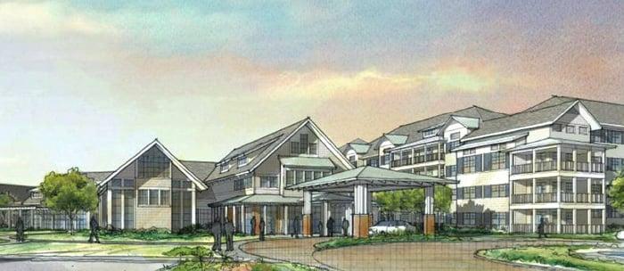 $74 million 'Life Care' facility to come to League City