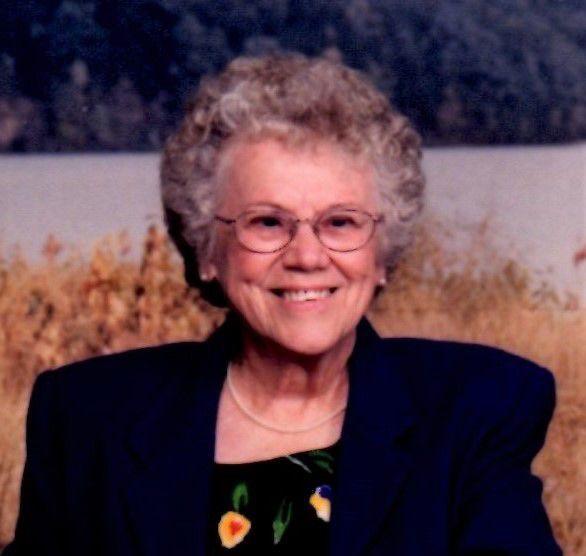 Irene E. (Christiansen) Hopkins