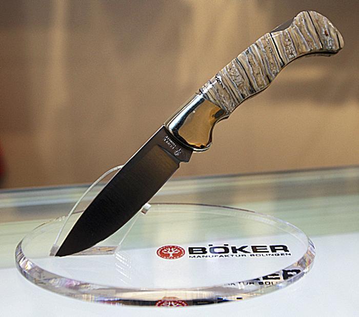 Bear Claw knife