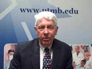 UTMB:  Dr. Jim LeDuc