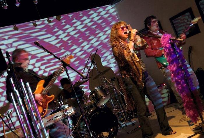 Kozmic Pearl to perform at Kemah Car Show and Crawfish Festival