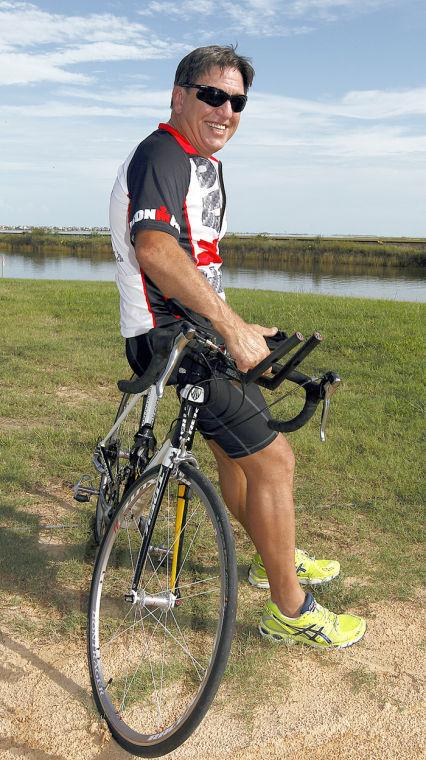 Rodgers to join hundreds of others in Clear Lake triathlon