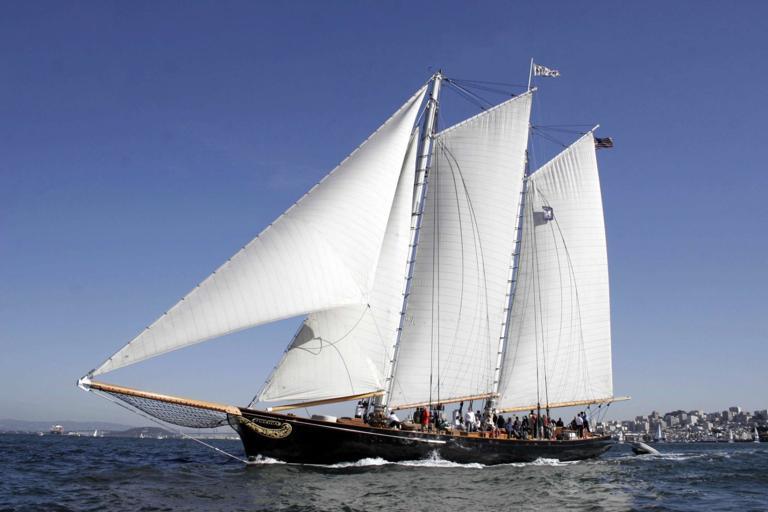 Schooner America to visit Texas Seaport Museum