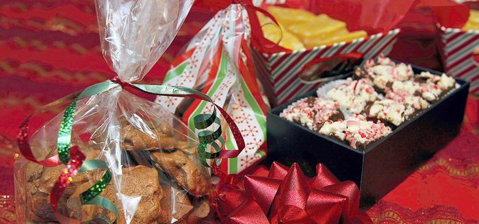 Healthier holiday treats