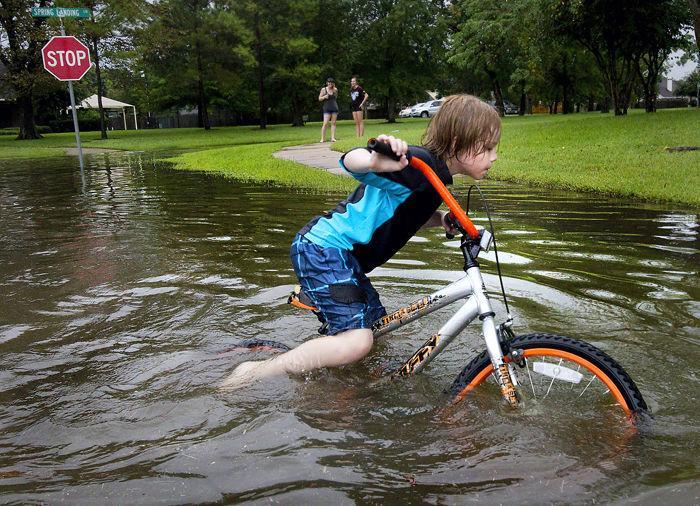 League City Flooding Local News The Daily News
