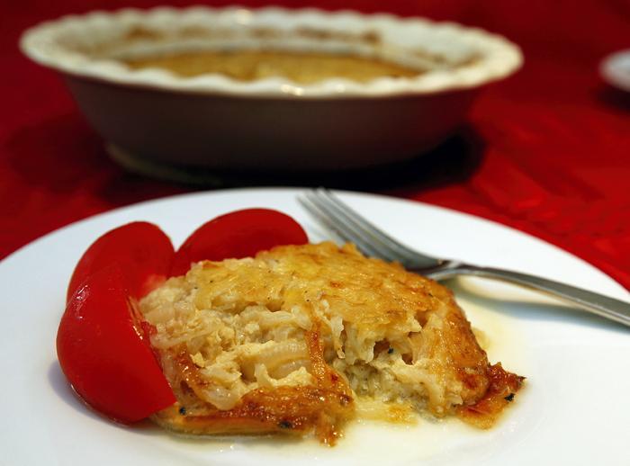 Sweet Onion Custard