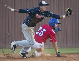 League City team begins American Legion state tourney with 14-2 win