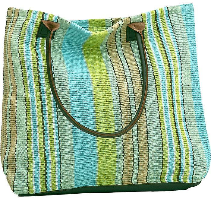 Gift Guide: Striped Tote