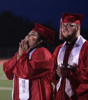 Photos: Hitchcock High School 2016 Commencement