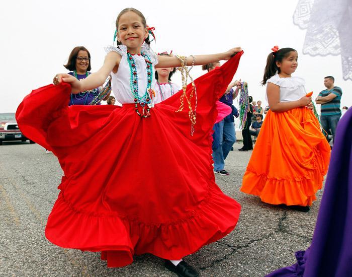 Mardi Gras Children's Parade
