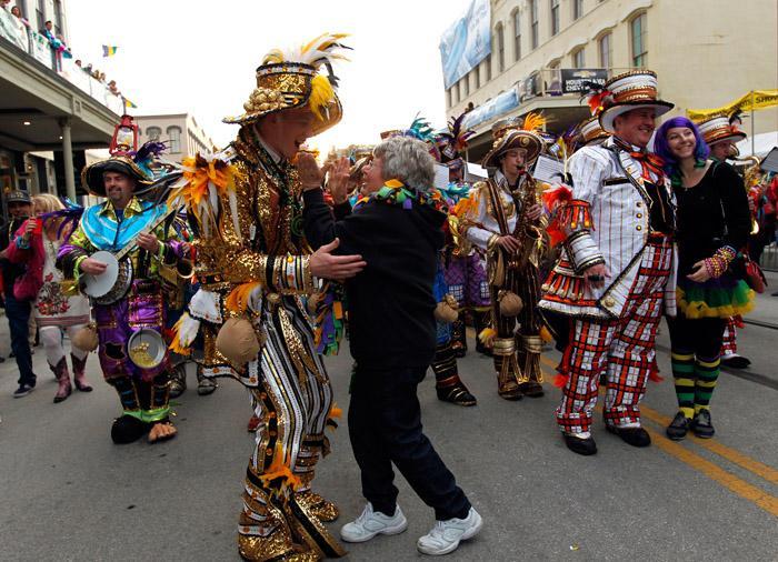 Second weekend of Mardi Gras