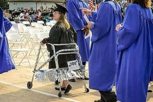 Clear Springs celebrates the class of 2013