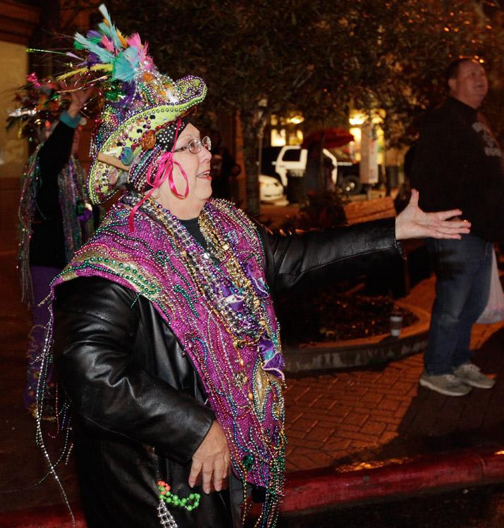 Mystic Krewe of Aquarius Fat Tuesday Parade