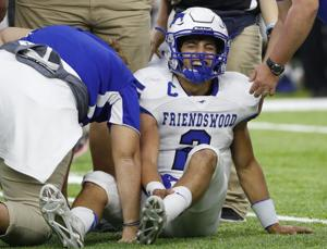 Photos: Friendswood vs. Cinco Ranch playoff