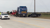 Raw video from the fatal crash scene