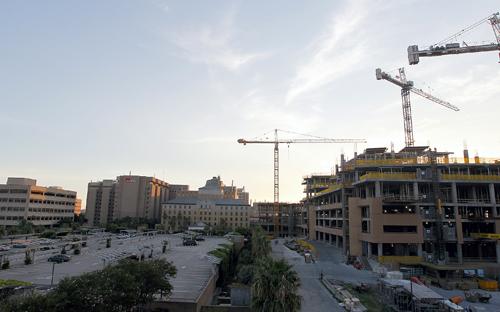Beyond rebuilding
