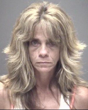 <p>San Leon resident April Deanne Drey, 46, was charged with possession of a controlled substance weighing more the 4 grams but less than 250 grams. </p>