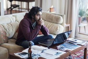 "<p>Dev Patel appears in a scene from ""Lion."" Patel was nominated for a Golden Globe Award for best supporting actor for his role in ""Lion.""</p>"