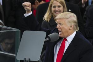 FACT CHECK: Trump starts on familiar note: with exaggeration