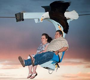 Iron Eagle to soar over Kemah Boardwalk