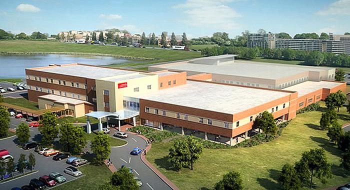 UTMB prepares for expansion at Victory Lakes