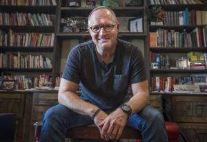 <p>Kevin Herrin, the pastor at The Fellowship in Texas City, is also a chaplain for the Texas City Police Department.</p>