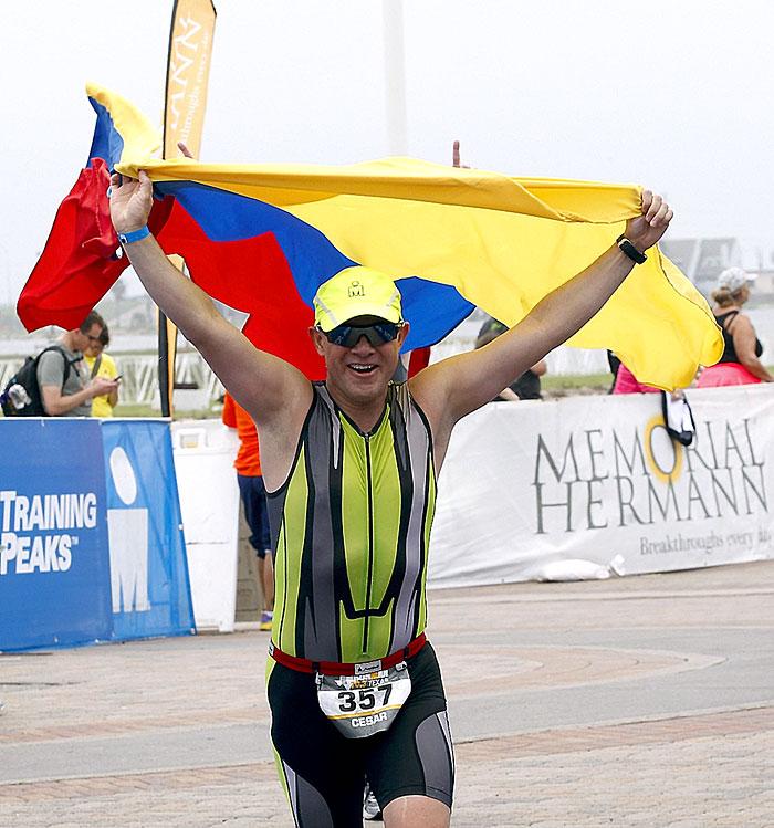 Memorial Hermann Ironman 70.3 Texas