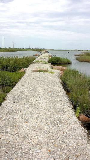 A look at building the jetties in Galveston