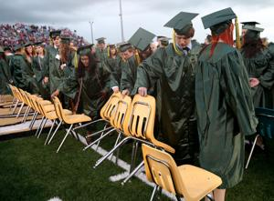 Photos: Santa Fe High School Commencement