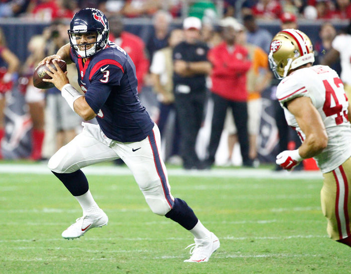 Photos Houston Texans Vs San Francisco 49ers Preseason