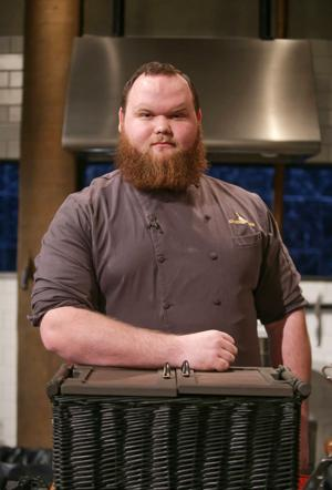 "<p>Tyler Henderson will compete on the Food Network's ""Chopped"" at 8 p.m. He worked as executive chef at Haak Vineyards & Winery in Santa Fe from June 2013 to December 2015.</p>"