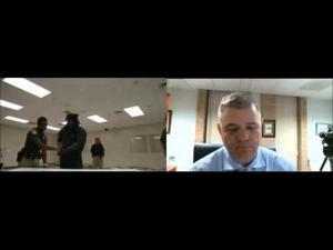Video: Virginia kidnapping suspect hearing