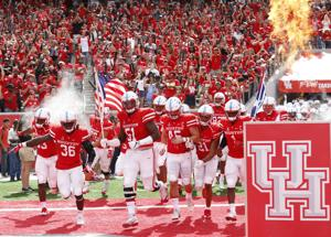 Photos: Houston Cougars vs. Lamar Cardinals