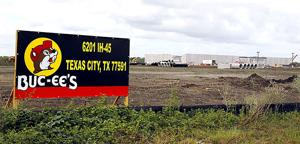 Success of Tanger Outlets and pending opening of Buc-ee's spark more interest in developing area along Interstate 45