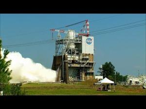 Countdown to Deep Space with key engine test