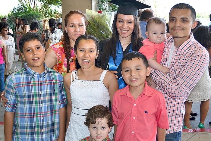 COM graduate assists at-risk teens