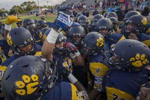 Photos: La Marque vs. Houston Sterling High School Football