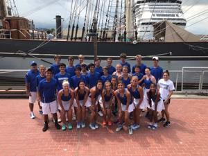 Galveston tennis league has strong opening day