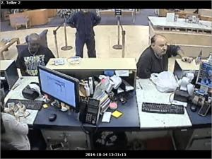 Home Town Bank Robbery