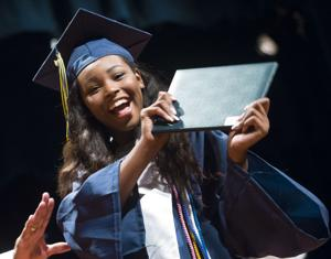 Photos: La Marque High School 2016 Graduation