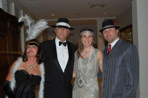Tremont House Mardi Gras Ball