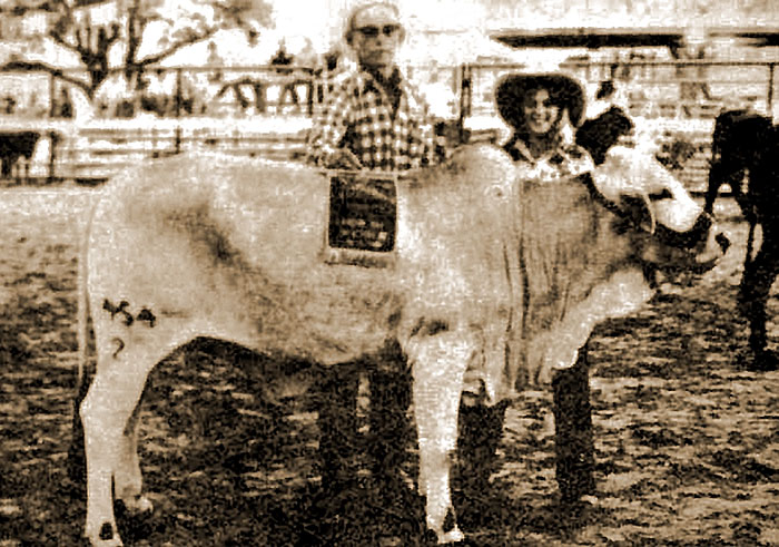 Take a trip down memory lane Looking back on 75 years of county's rodeo