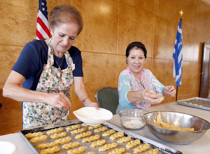Celebrate at Galveston's Greek Festival