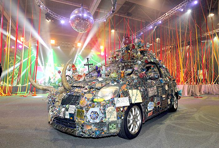 Mardi Gras goes 'Pop'