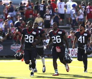Photos: Houston Texans Training Camp
