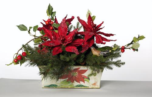 Gift Guide: Silk Flower Arrangement